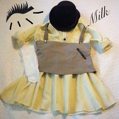 "Selling this "" A Clockwork Orange Droog Costume"" in my Poshmark closet! My username is: stldelainey #AClockworkOrange #Alex #Droog #MilkBar #eyeliner #costumes #cosplay #halloween #poshmark  http://bit.ly/1GottvL"