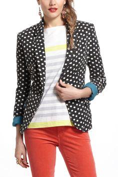 Now I know what to wear with my orange corduroys :)