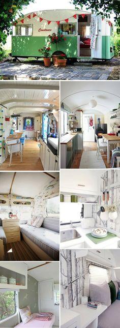 IDA interior lifestyle: A caravan life {happy holidays!}