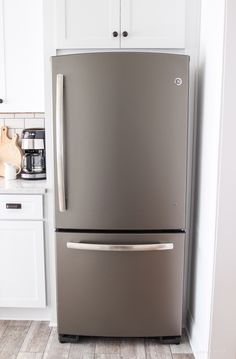 GE Slate Finish Appliances as an alternative to Stainless Steel