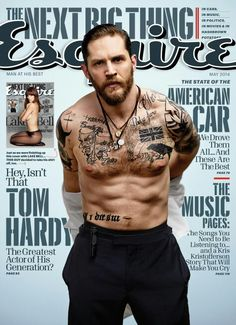 Tom hardy god damn