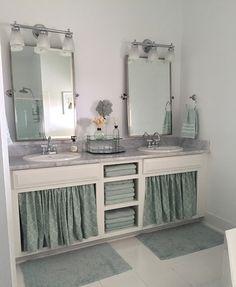 Sea Glass Cottage : Master Bath - A Work in Progress