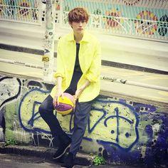 Asian Boys, Asian Men, Good Morning Call, Future Clothes, Japanese Boy, Asian Actors, Kpop Boy, K Idols, Cute Boys