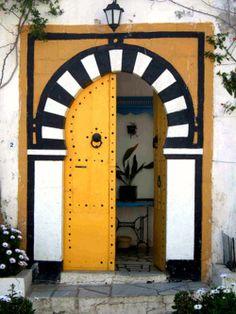 Sidi Bou Said, Tunisia تونس سيدي بو سعيد (by maykal| viaevysinspirations)
