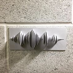 "512 Likes, 24 Comments - Sam Robins (@flowcreationuk) on Instagram: ""3D printed sound waves. #3dprinting #makersmovement @colorfabb_official @ultimaker more to come…"""