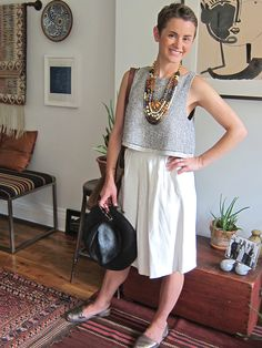 NY Closets: Jewelry Designer Lizzie Fortunato - Man Repeller
