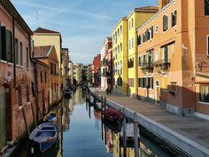 Venedig - mit dem Zug für 6,25€ nur ein Stunde von Signora-Ruth entfernt
