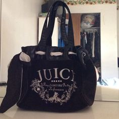 """Spotted while shopping on Poshmark: """"REDUCED!!Authentic juicy bag!!!""""! #poshmark #fashion #shopping #style #Juicy Couture #Handbags"""