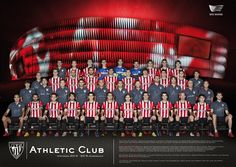 Disponible el nuevo póster oficial del Athletic Club 2014-2015 a partir del lunes 3 de noviembre en las oficinas de Kutxabank en exclusiva para clientes. Club Santos, San Mamés, Athletic Clubs, Spain, Music, Fo Porter, Template, November, Mondays