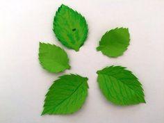 27 best paper leaf 2 images on pinterest in 2018 paper leaves tutorial simple paper leaf youtube mightylinksfo