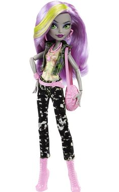 Moanica D'Kay | Monster High Characters | Monster High
