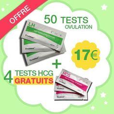 50 tests d'ovulation + 4 tests de grossesse Gratuits: Cet article 50 tests d'ovulation + 4 tests de grossesse Gratuits est apparu en…