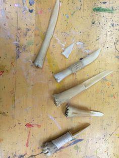 Bone tool class 10-27-2015