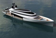 Paradigm 180 Yacht Concept