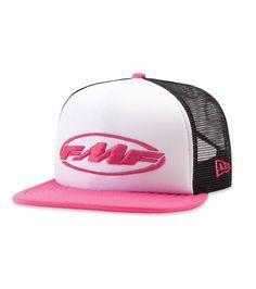 The perfect trucker hat from FMF for motocross girls bad4cbf37314