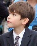 Samuel Chatto, first child of Samuel and Lady Sarah Chatto. He was born on 28 July 1996. He is a grandson of the late Princess Margaret