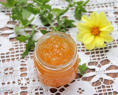 Dulceata de pepene galben - Desert De Casa - Maria Popa Preserving Food, Preserves, Cantaloupe, Deserts, Sweets, Healthy Recipes, Canning, Cook, Bar