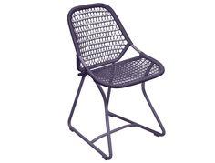Chair Sixties Plum