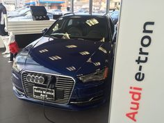 A3 Sportback e-tron® is the most impressive plug-in hybrid in its class and delivers 243 lb-ft of torque. Combined with the gas engine, e-tron® delivers an impressive 204 hp for responsive acceleration. ‪#‎AudiA3‬ ‪#‎etron‬ ‪#‎SantaMonicaAudi‬