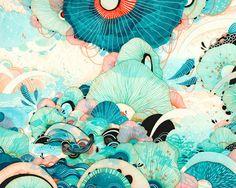 No se vosotr@s pero a mi me ha encantado el arte de Yellena James.  Sin palabras   Enlace:   http://colunas.revistaglamour.globo.com/referan...