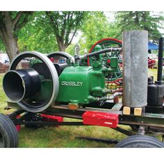 A Love For English Engines - Gas Engines - Gas Engine Magazine