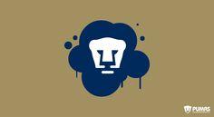 Pumas UNAM Wallpaper. Fan Art, Iphone, Display, Backgrounds, Norte, Christening, Football Soccer