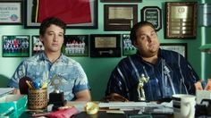 Miles Teller and Jonah Hill  War Dogs: Cry havoc? Or what exactly? - World Socialist Web Site