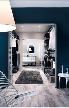La suite parentale idéale : chambre,dressing et salle bains