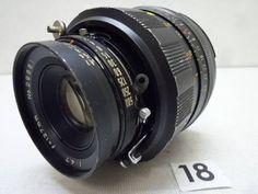 L1990IC MAMIYA-SEKOR P 127mm F4.7 ジャンク_画像1
