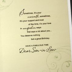 0001197 Birthday Greeting Cards For Fabulous Son In Law Onlinejpeg 600x600 Verses Quotes