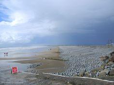 Westward Ho ... the nearest beach to my moms house