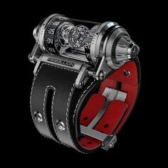 Weapon Of The Rebellion? Nope: The Rebellion Weap-One Flying Tourbillon (With A Twist) Amazing Watches, Cool Watches, Watches For Men, Sterling Silver Mens Rings, Expensive Watches, Hand Watch, Patek Philippe, Mechanical Watch, Luxury Watches