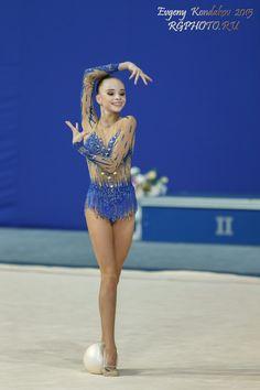 Sofia Isaeva (Russia), ball 2015