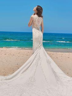 Robe de mariée Mc18-34 | White Boutik