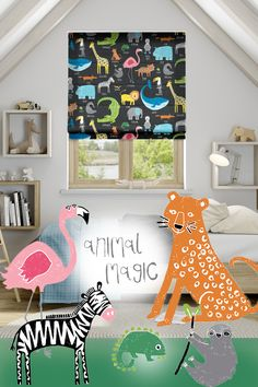 Inject some Animal Magic into your little one's day...