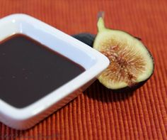 Fig and Fall Fruit Port Wine Reduction Sauce and Fall Spice Blend