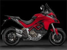 Ducati Multistrada 1200 S D air (2015)