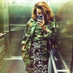 CAMO AND LACE Camo, Kimono Top, Gray, Tops, Women, Fashion, Camouflage, Moda, Fashion Styles