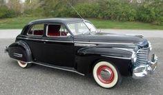 1941 Buick Super Sedan