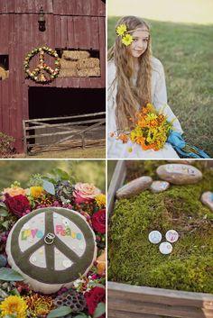 More Hippie wedding