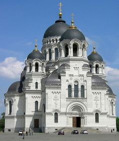 Church of the Ascension of Christ, Novocherkassk, Russia.