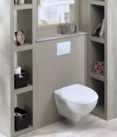 Les 29 meilleures images de WC suspendu | Bathroom, Home decor et ...