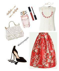"""skirt"" by lightbird on Polyvore featuring ALDO, Dorothy Perkins, Dolce&Gabbana, New York & Company, Elie Saab, Henri Bendel and Christian Dior"