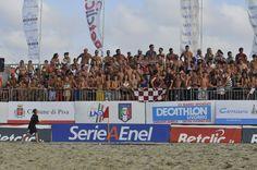 Beach Arena - Marina di Pisa - il pubblico