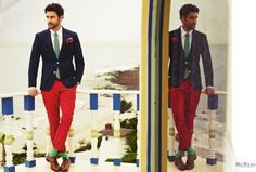 Men's Fashion Trends This Summer Say Yes to The Pants of Colors