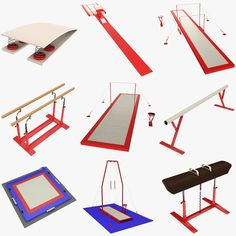 gymnasticsequitment - Google Search