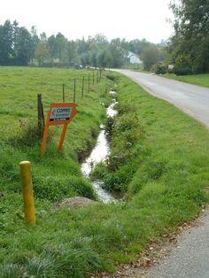 Terzieterbeek, Epen, Zuid-Limburg.