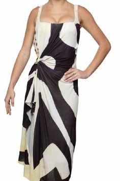 Roberto Cavalli - Bustier Dress Multicolor, 40, Multicolor Roberto Cavalli,http://www.amazon.com/dp/B007CLH8NM/ref=cm_sw_r_pi_dp_OO4htb1338VE4AQ1