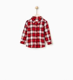 Check shirt - Available in more colours
