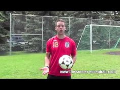 5 Soccer Drills Every Soccer Player Must Practice To Improve - Great for coaching! Soccer Training Drills, Soccer Workouts, Football Drills, Soccer Coaching, Soccer Tips, Football Soccer, Youth Soccer, Kids Soccer, Soccer Games